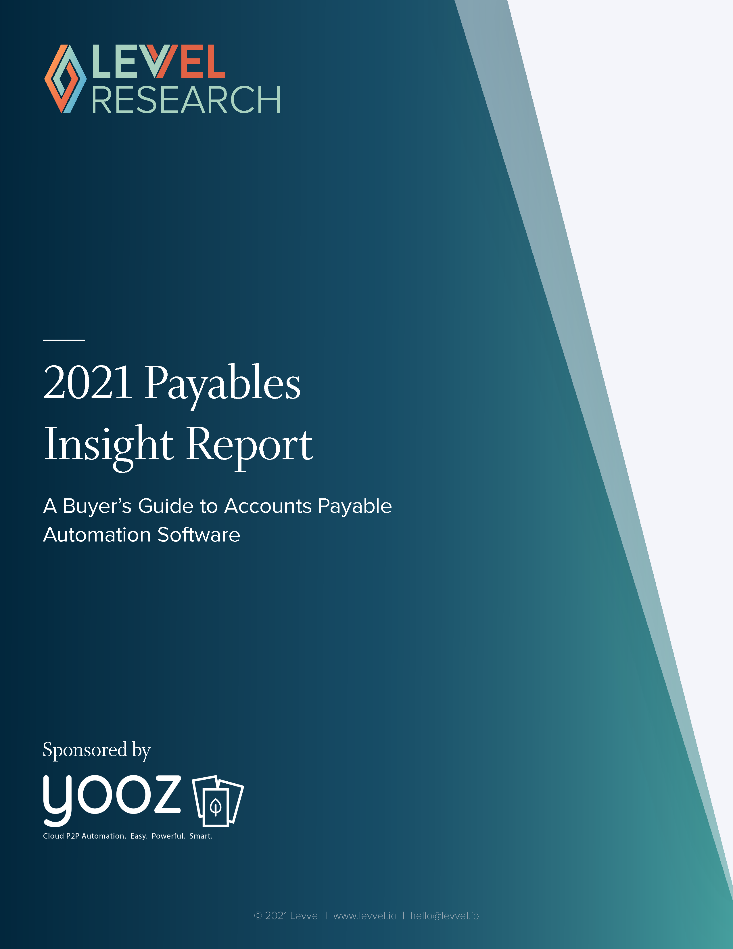 Yooz - Whitepaper - 2021 Levvel Payables Insight Report_Page_01